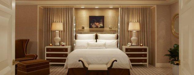 Encore Las Vegas Tower Suites Bed